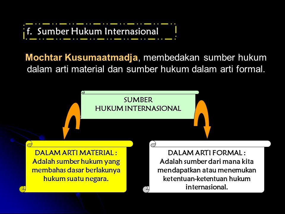 Adalah sumber hukum yang membahas dasar berlakunya hukum suatu negara.