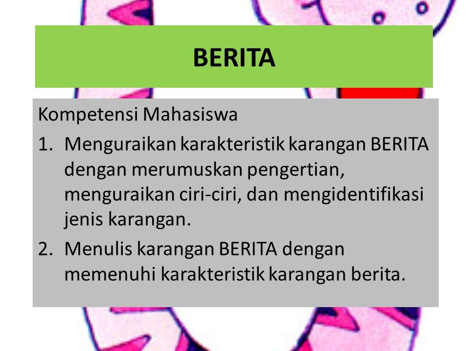 BERITA Kompetensi Mahasiswa