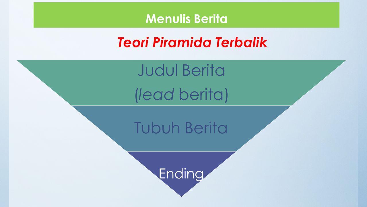 Teori Piramida Terbalik Ending