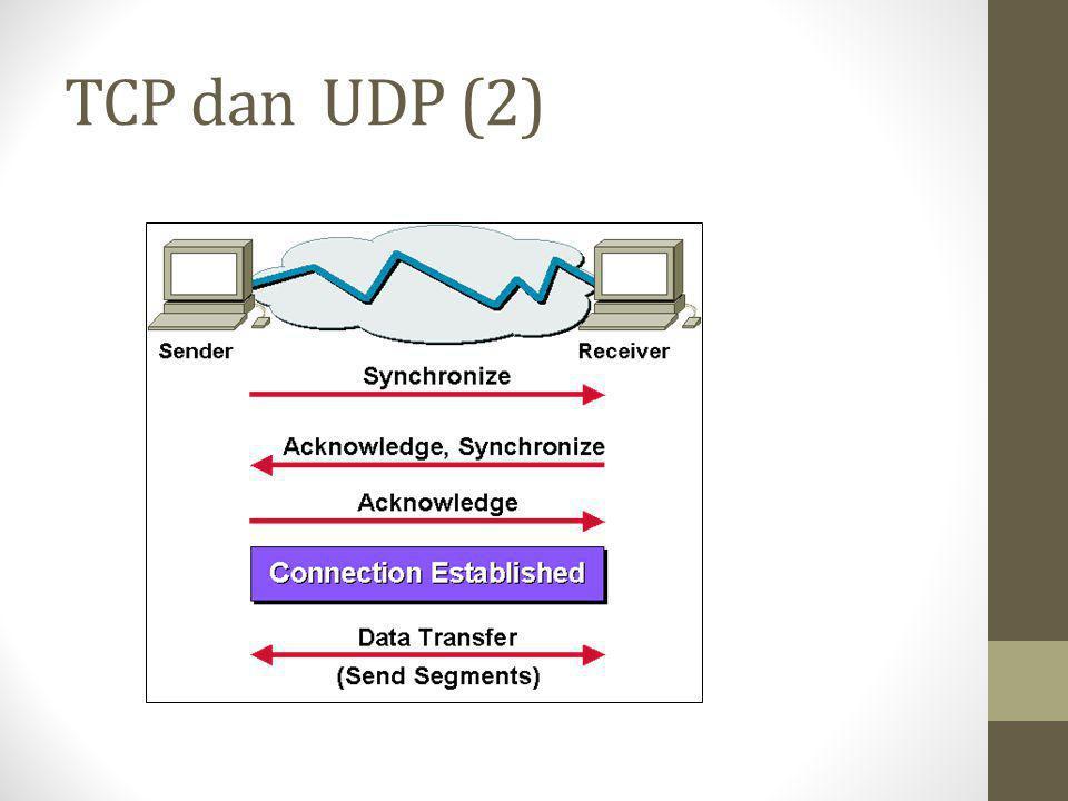 TCP dan UDP (2)