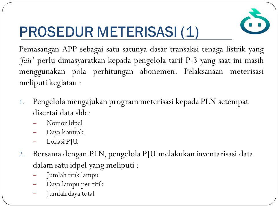 PROSEDUR METERISASI (1)
