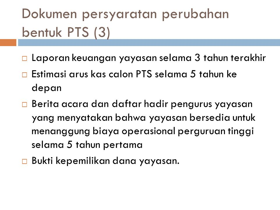 Dokumen persyaratan perubahan bentuk PTS (3)