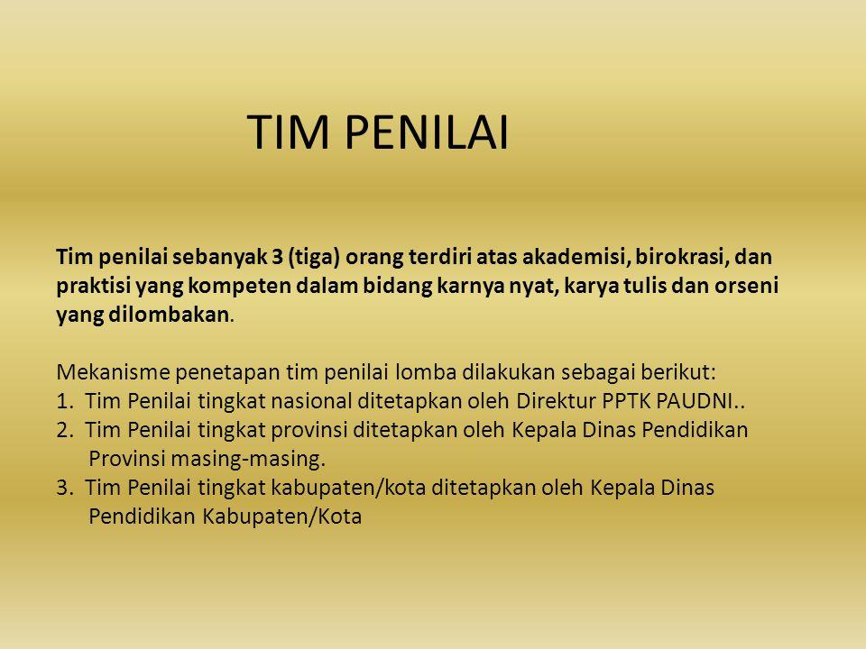 TIM PENILAI