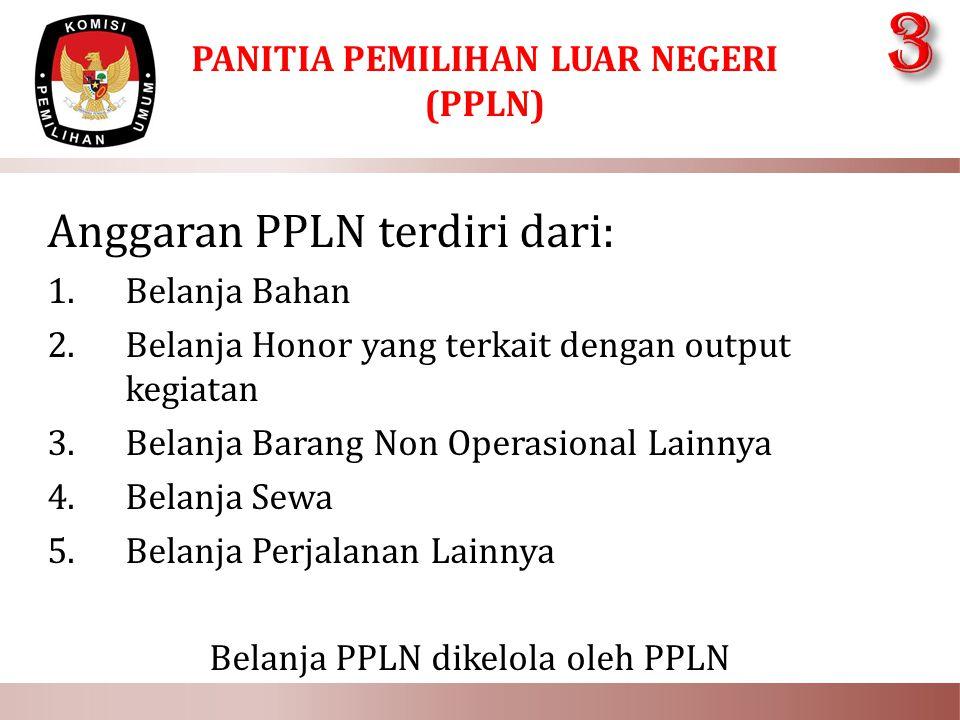 PANITIA PEMILIHAN LUAR NEGERI (PPLN)