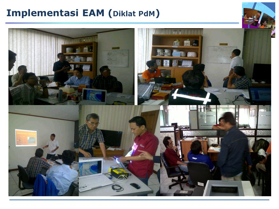 Implementasi EAM (Diklat PdM)