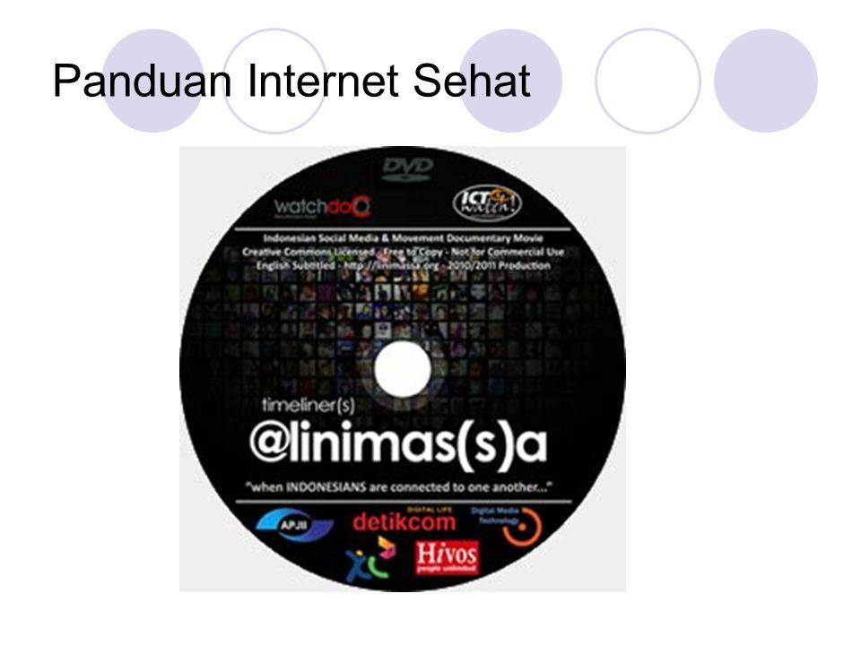 Panduan Internet Sehat