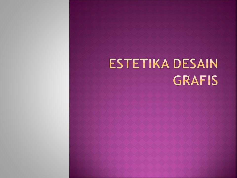 ESTETIKA DESAIN GRAFIS