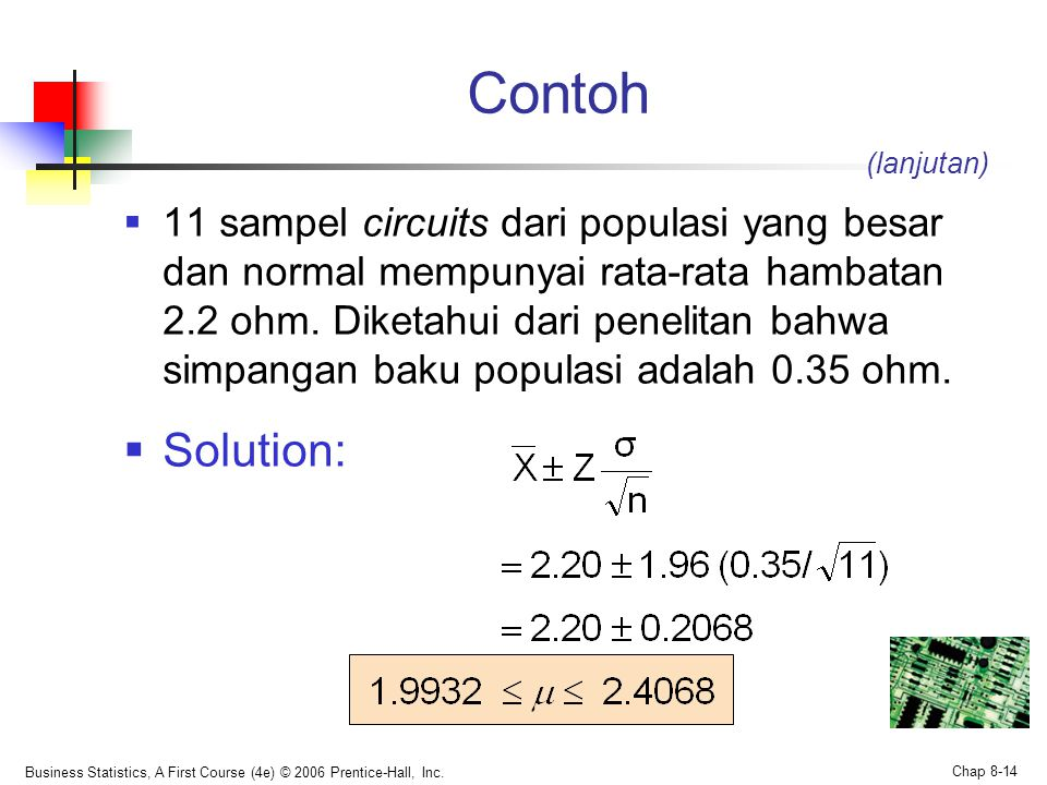 Contoh (lanjutan)