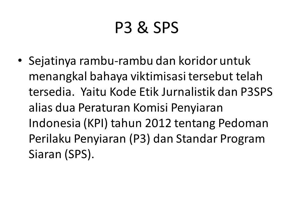 P3 & SPS