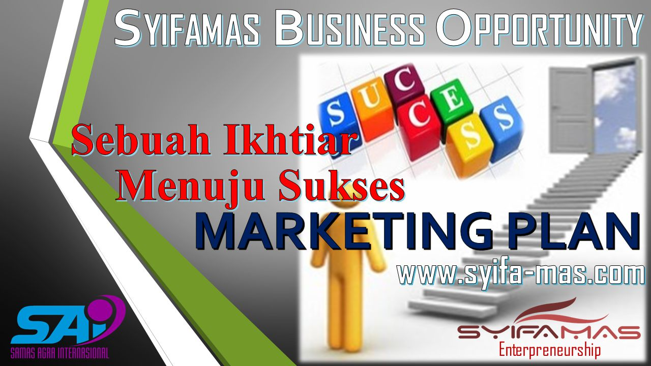 SYIFAMAS BUSINESS OPPORTUNITY
