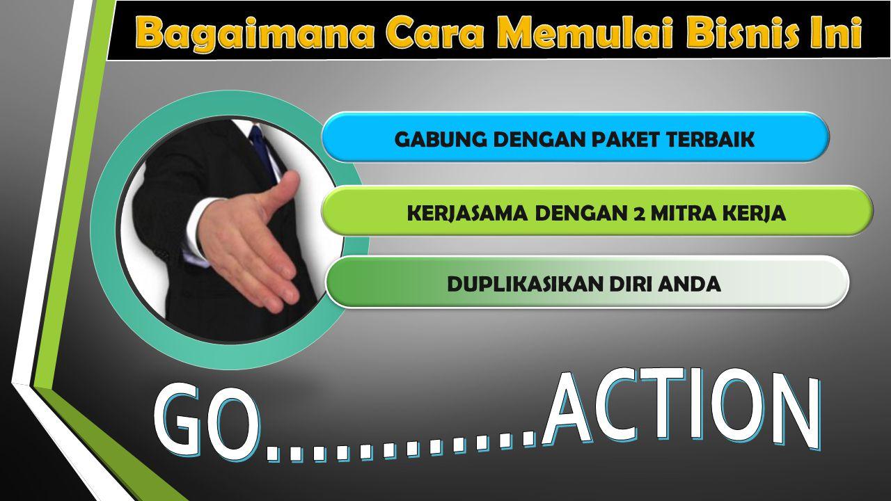 GO............ACTION Bagaimana Cara Memulai Bisnis Ini