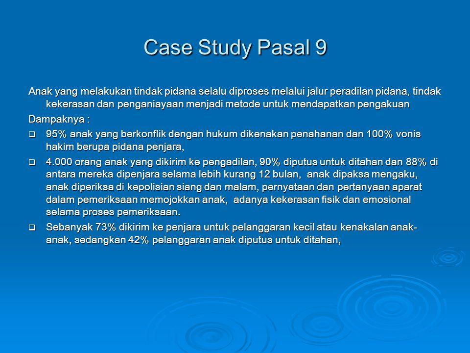 Case Study Pasal 9
