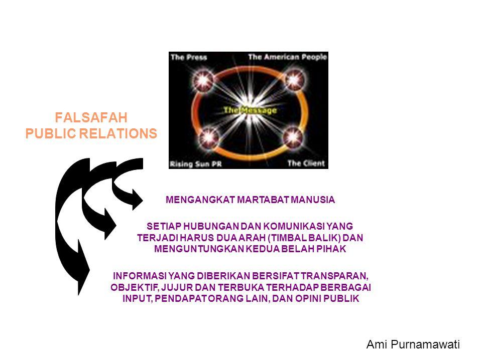 FALSAFAH PUBLIC RELATIONS