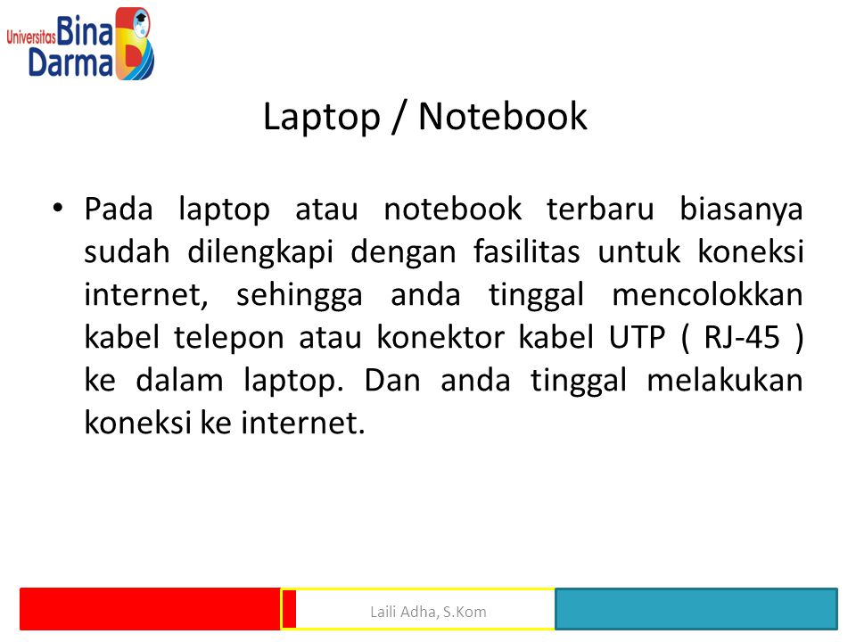 Laptop / Notebook