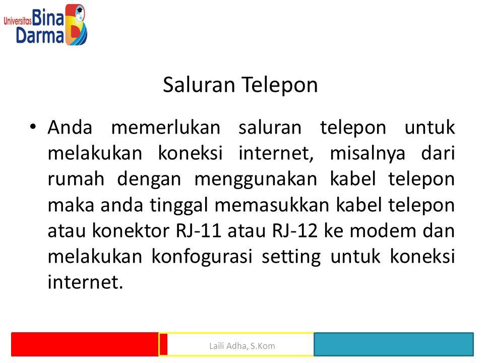 Saluran Telepon
