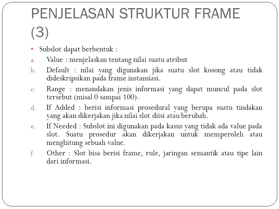 PENJELASAN STRUKTUR FRAME (3)
