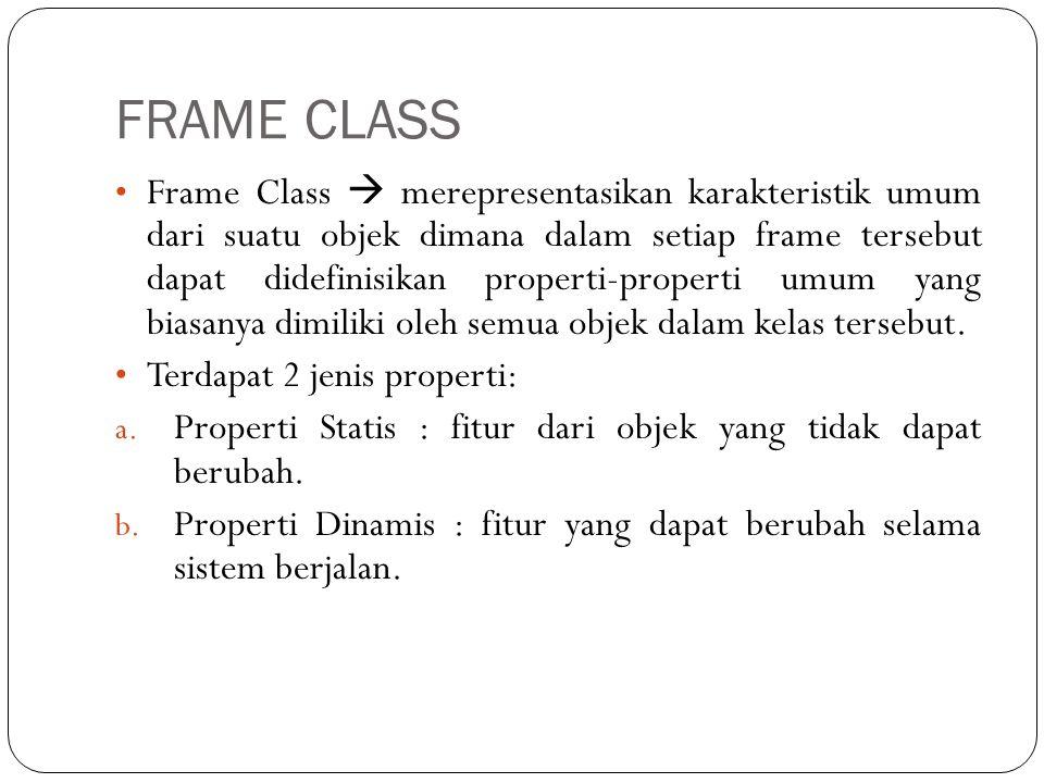 FRAME CLASS