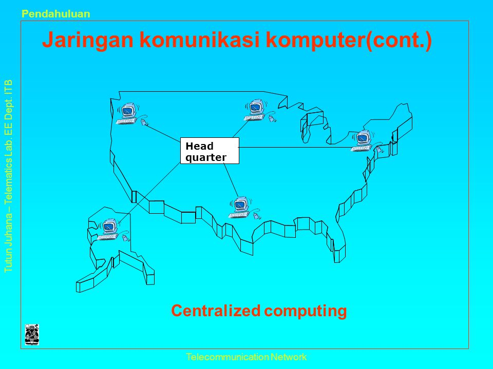 Centralized computing