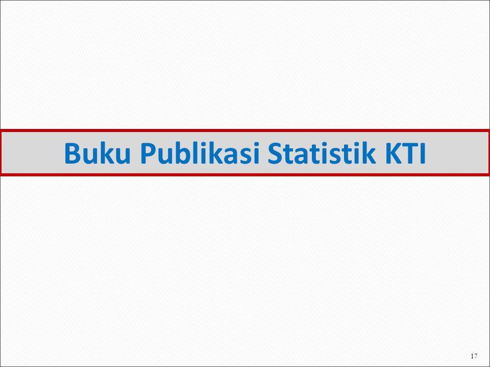 Buku Publikasi Statistik KTI