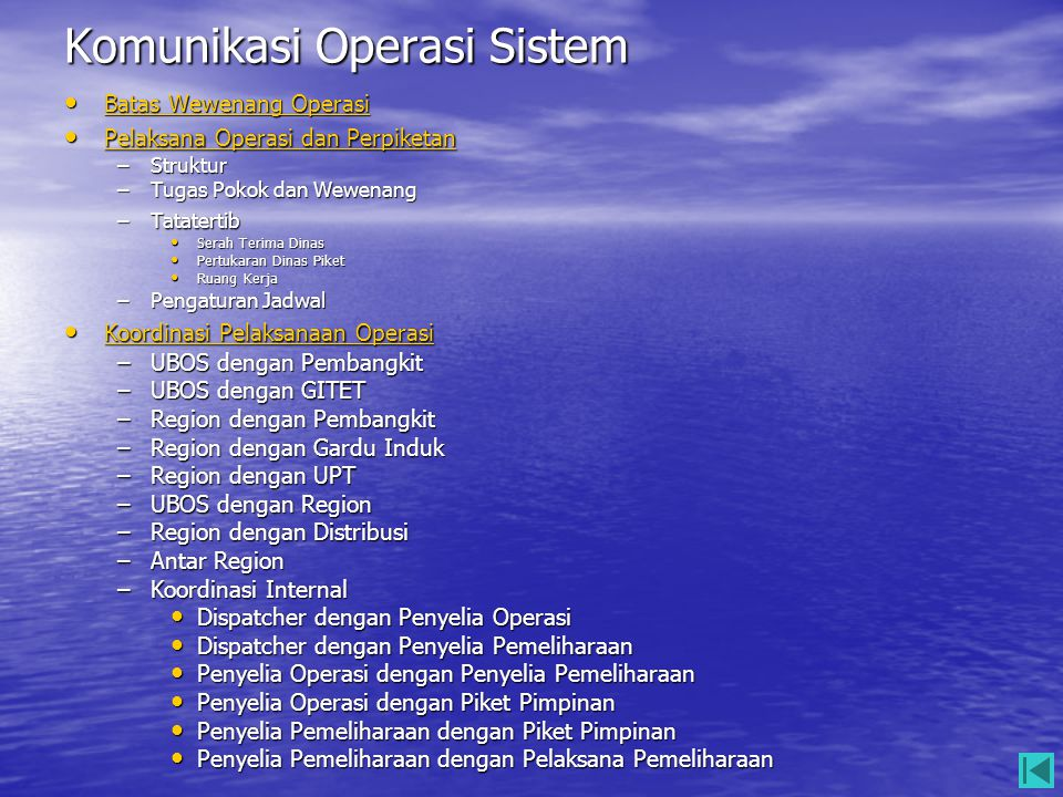 Komunikasi Operasi Sistem