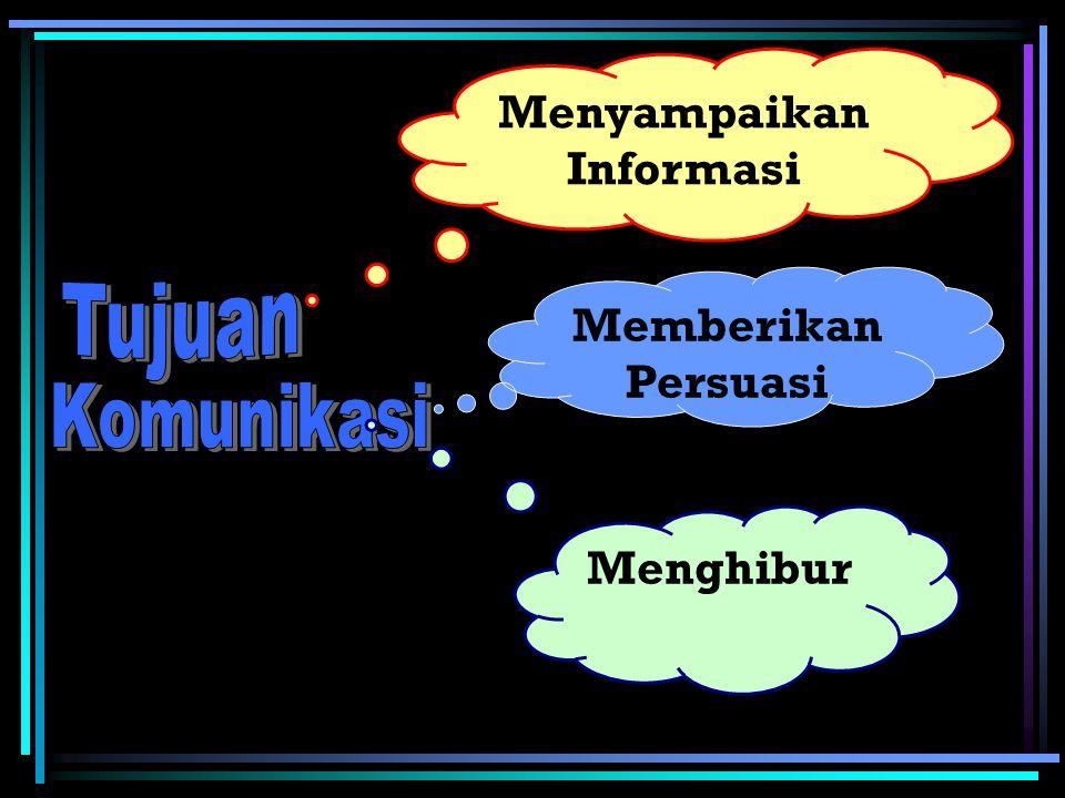 Menyampaikan Informasi