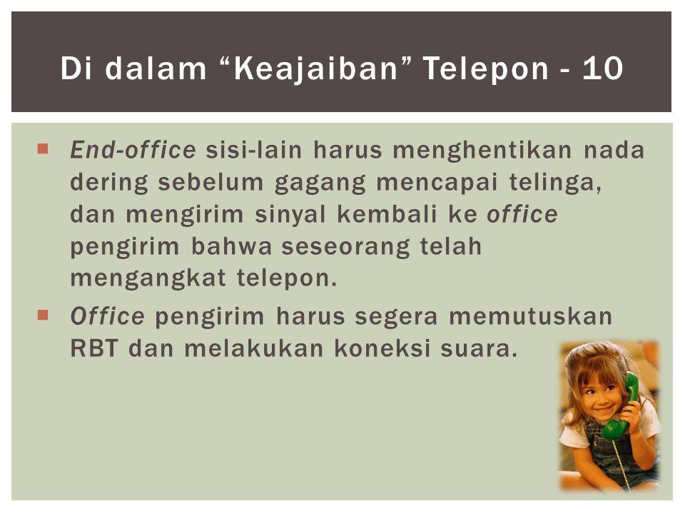 Di dalam Keajaiban Telepon - 10