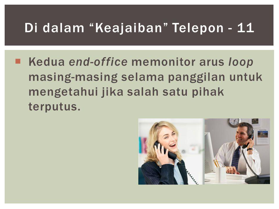 Di dalam Keajaiban Telepon - 11