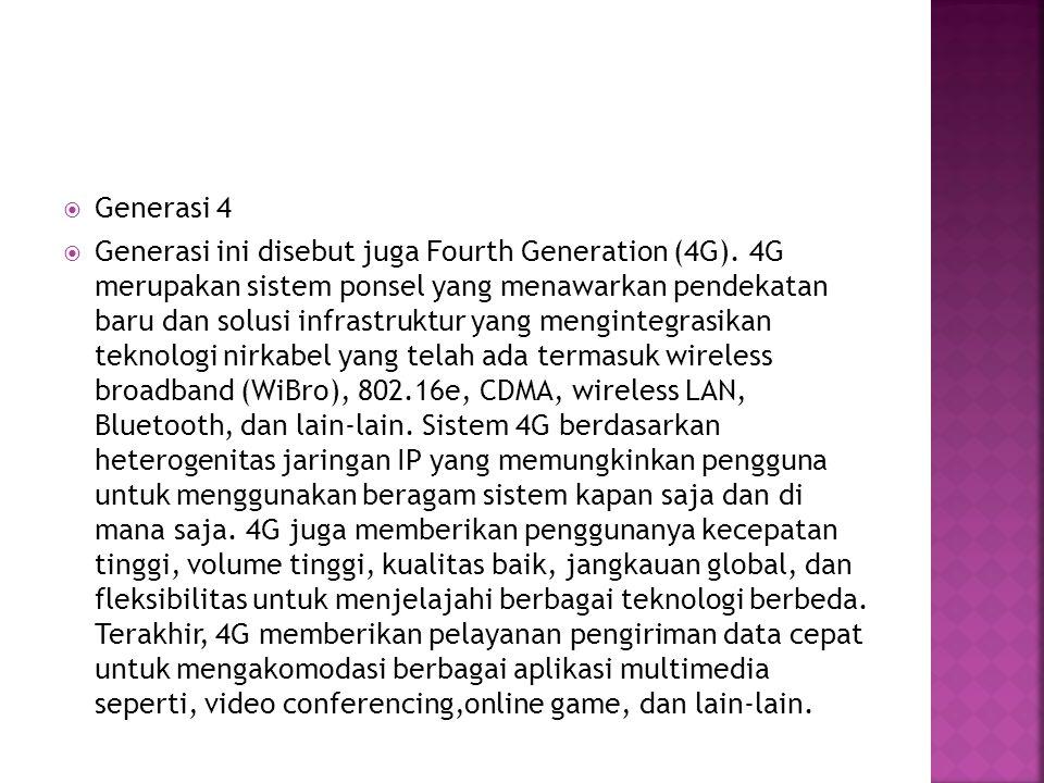 Generasi 4