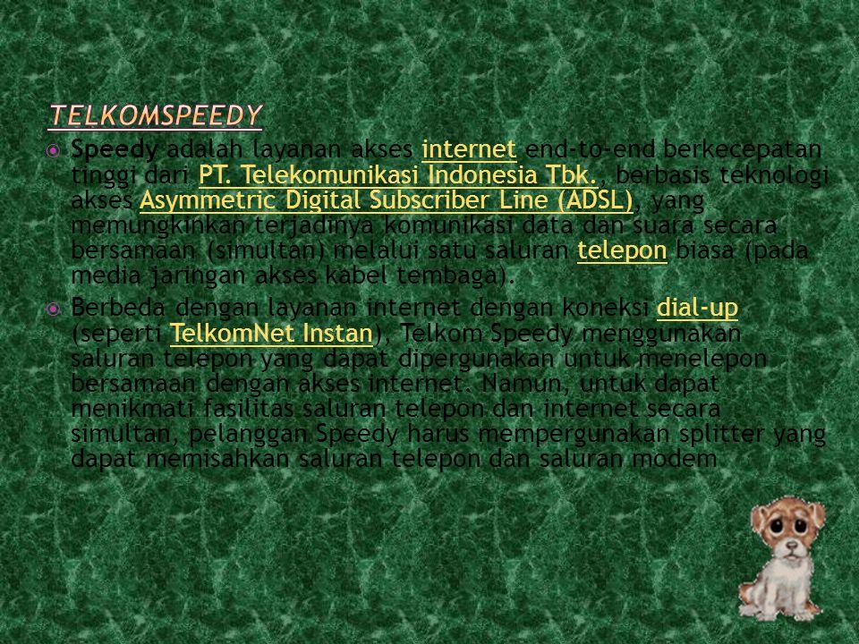 TelkomSpeedy