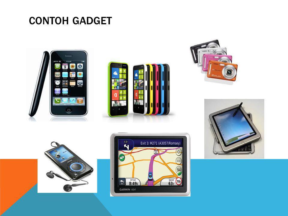 Contoh Gadget
