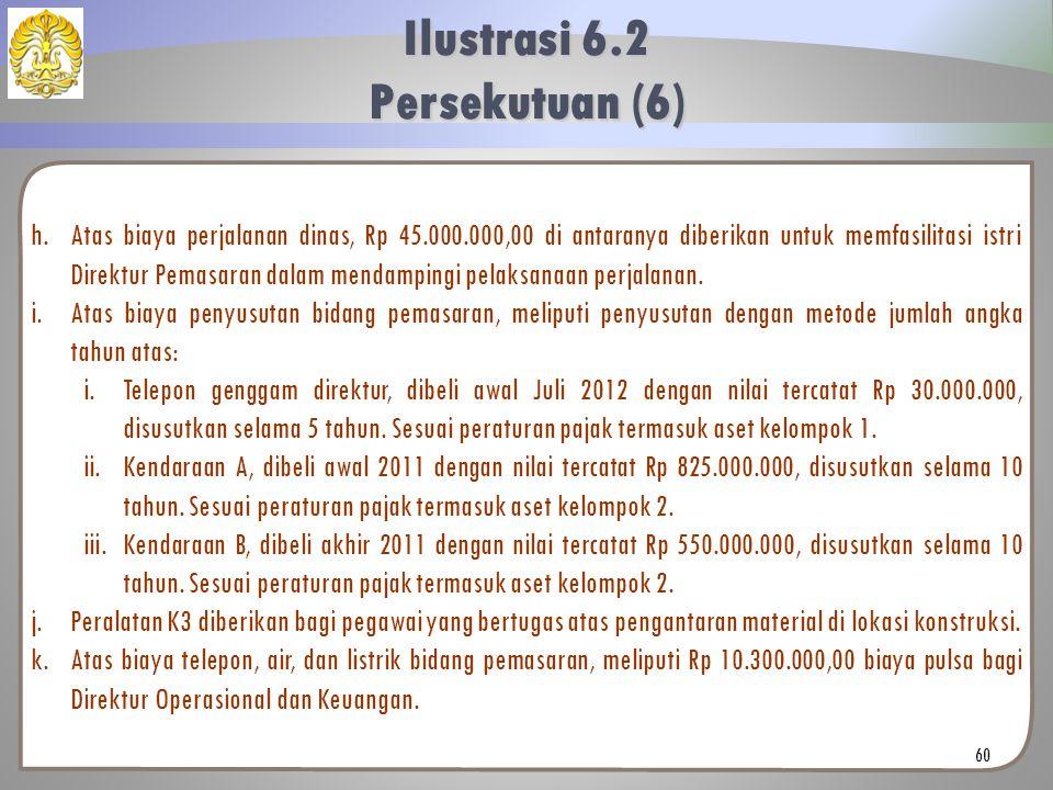 Ilustrasi 6.2 Persekutuan (6)