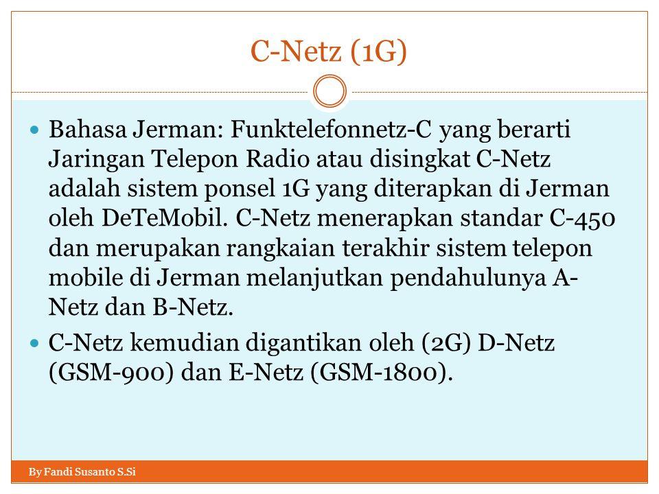 C-Netz (1G)