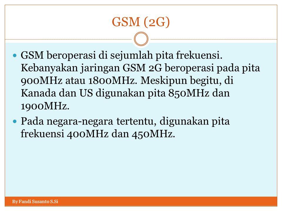 GSM (2G)