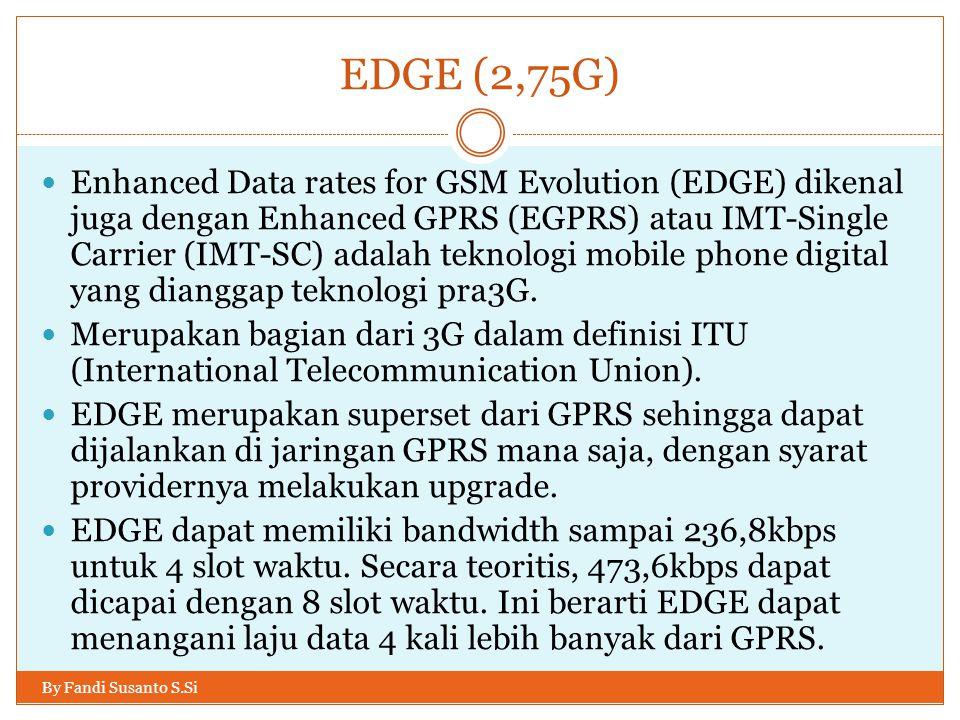 EDGE (2,75G)