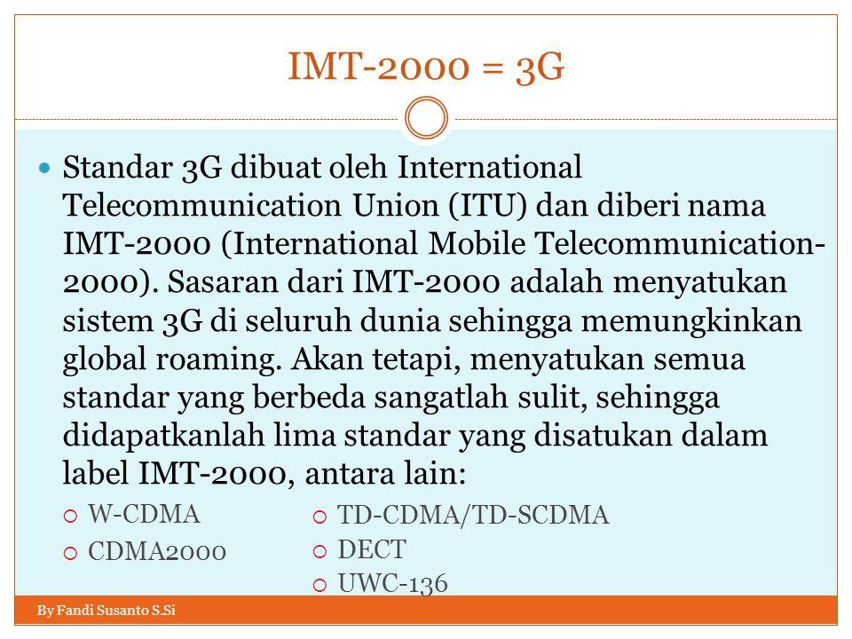 IMT-2000 = 3G