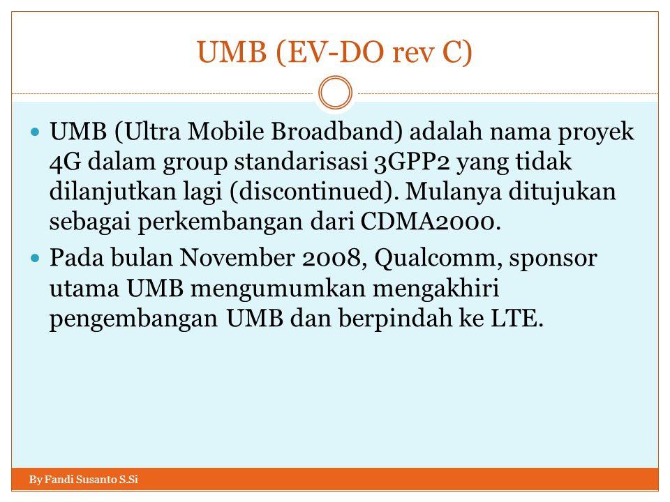 UMB (EV-DO rev C)