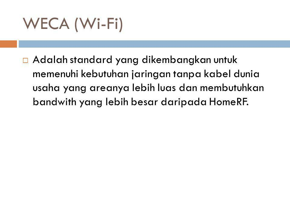 WECA (Wi-Fi)
