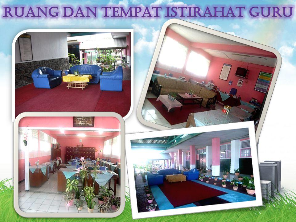 Ruang dan tempat istirahat guru