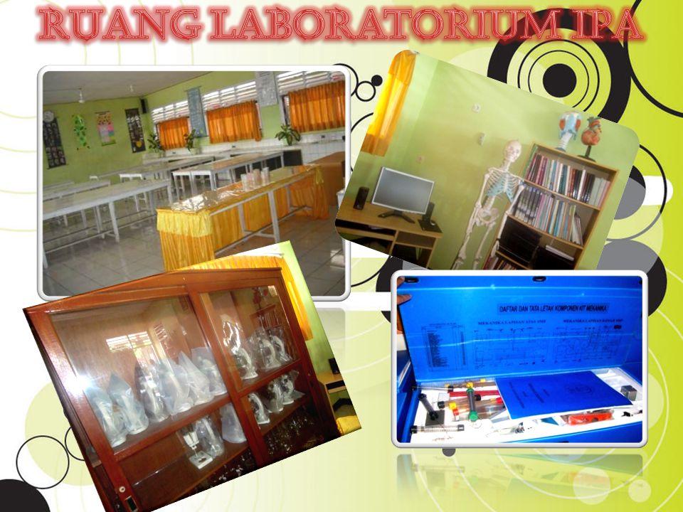 Ruang Laboratorium IPA