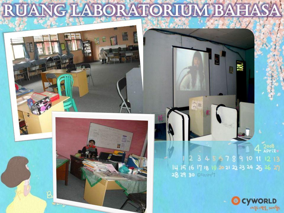Ruang Laboratorium Bahasa