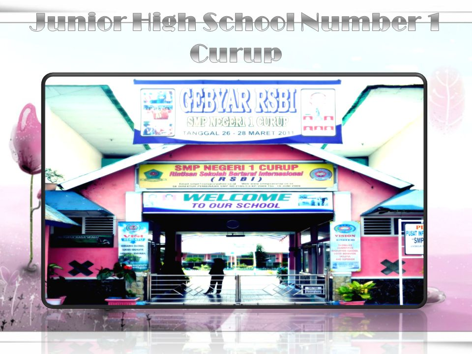Junior High School Number 1 Curup