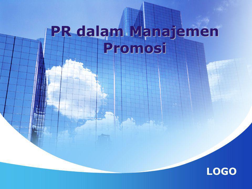 PR dalam Manajemen Promosi
