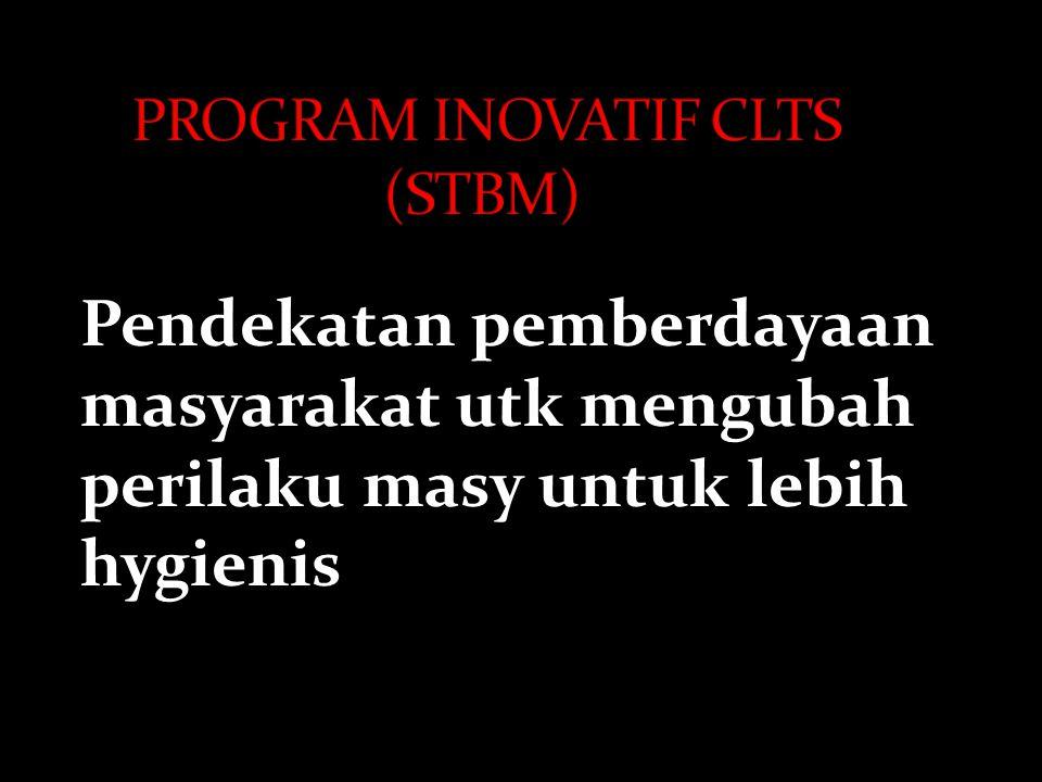 PROGRAM INOVATIF CLTS (STBM)