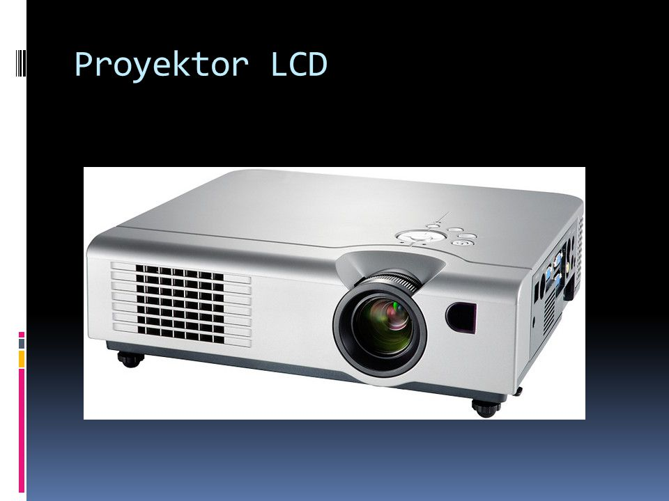 Proyektor LCD