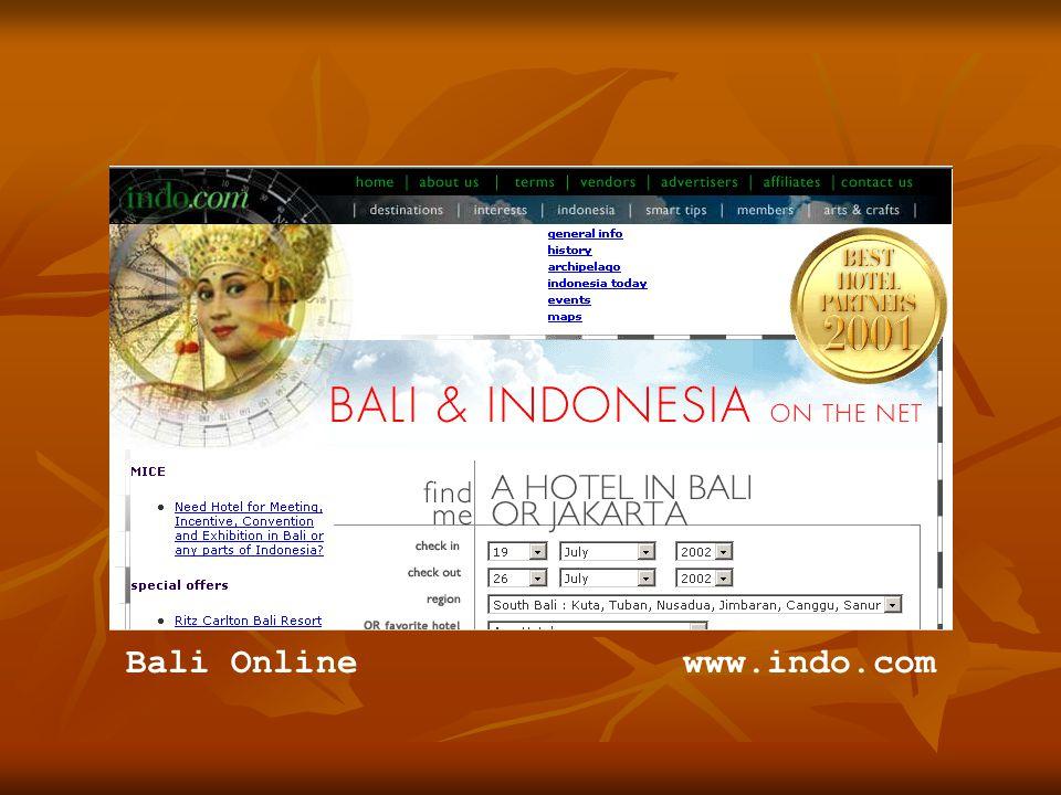 Bali Online www.indo.com