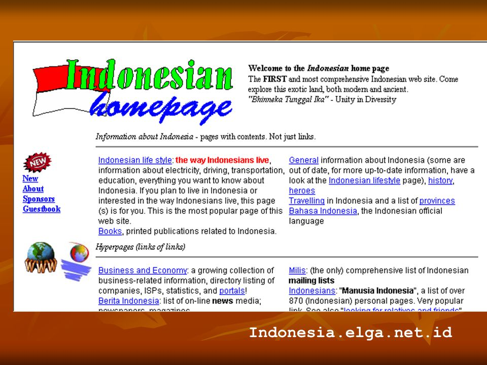 Indonesia.elga.net.id