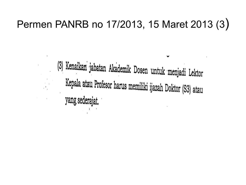 Permen PANRB no 17/2013, 15 Maret 2013 (3)
