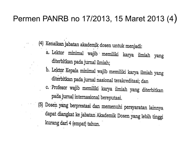 Permen PANRB no 17/2013, 15 Maret 2013 (4)