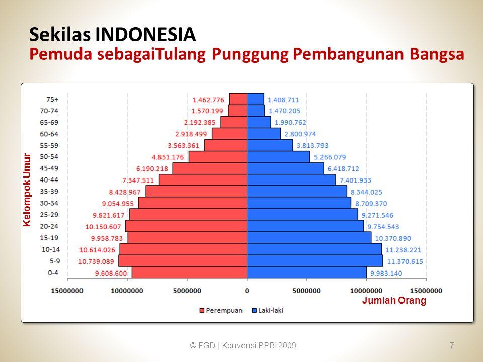 Sekilas INDONESIA Pemuda sebagaiTulang Punggung Pembangunan Bangsa