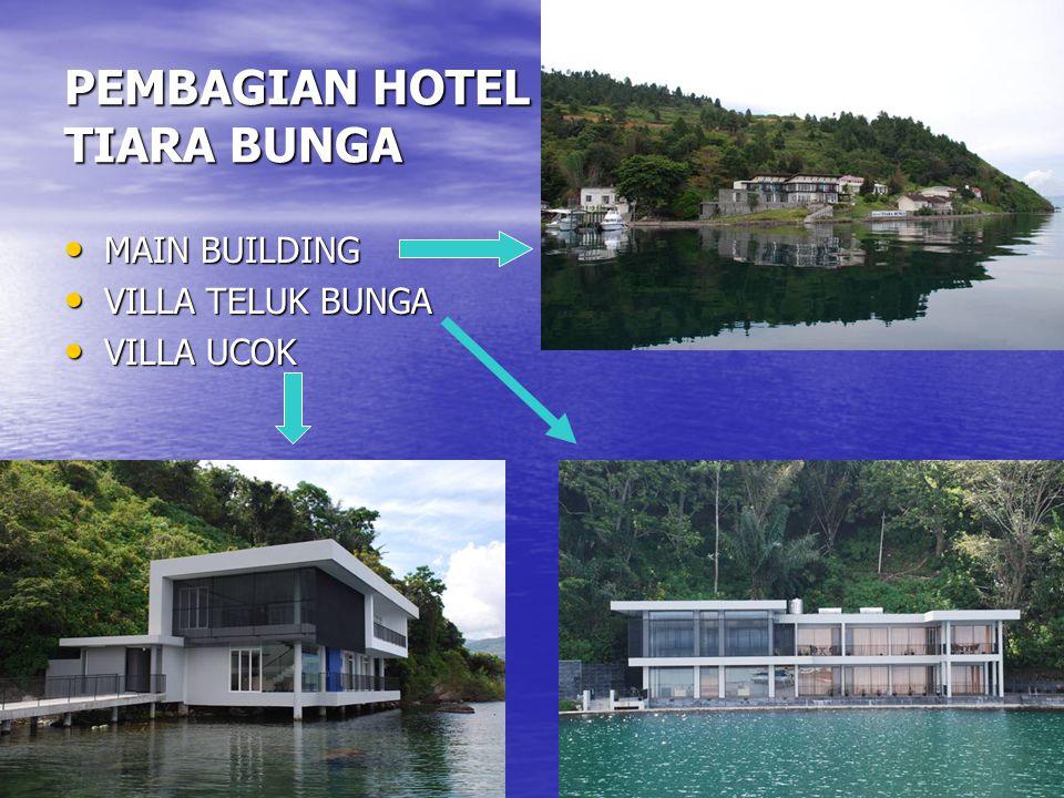PEMBAGIAN HOTEL TIARA BUNGA